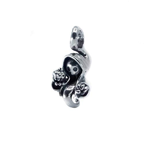 NEW - Spooky the Ghost Halloween Sterling Silver