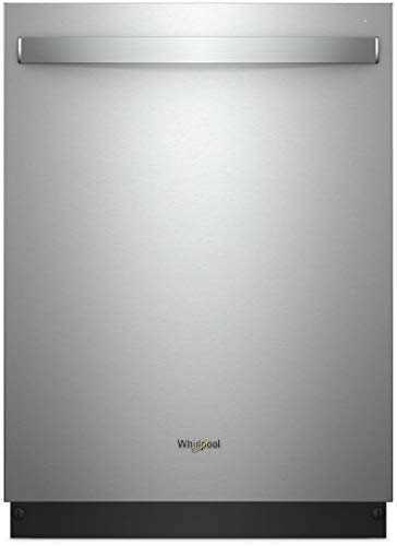 Whirlpool 24″ Stainless Steel Built-In Dishwasher – WDT730PAHZ