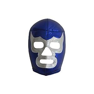 Blue Demon Mask (Luchador Mask or Wrestling Mask) for Adult