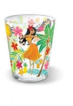 Island Hula Honeys Shot Glass ()