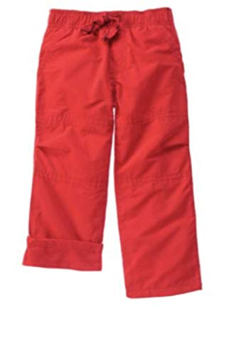 - Gymboree Baby Boys Fleece-Lined Gymster Pant 18-24 Months Red