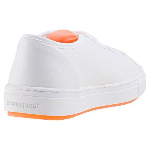 Le Sneakers Mujer 1810042 Sportif Coq papaya White qqp0P6wO