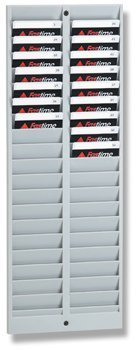 Badge Rack, 40 card capacity by Luthercorp