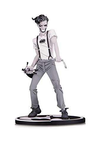 Batman The Dark Knight The Joker - DC Collectibles Batman: Black & White: Knight Joker by Sean Murphy Statue