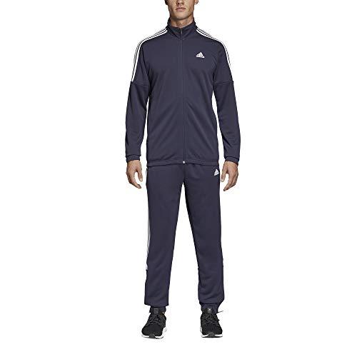 Mts Navy Uomo Team Navy Blu Adidas Sportiva Bianca Blu Tuta gEFRqPwc