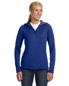 Quarter Zip Hooded Fleece - 7