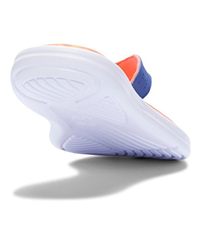 Armour Ua Burn Girls' White Marbella After Under Sandals Cobalt dxwzndR1
