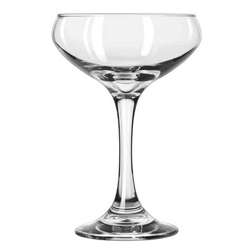 (Libbey Perception Cocktail Coupe Glass, 8 Ounce - 12 per case.)