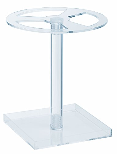 Price comparison product image Alco 2809ALCO Acro Umbrella Stand, Clear Acrylic, 13.57 x 9.83 Inches (2809)