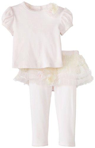 Biscotti Baby Girls Newborn Sachet Legging product image