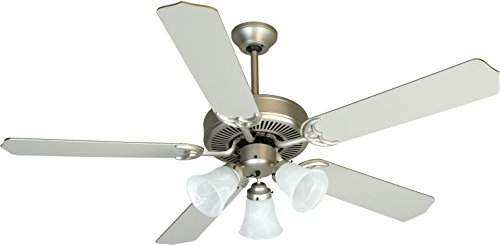 Craftmade K10422 Ceiling Fan Motor with Blades Included, (Craftmade Cd Unipack)