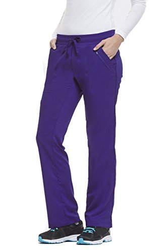 Hands Media - healing hands Purple Label Women's Tanya 9139 Drawstring Pant Eggplant- Small