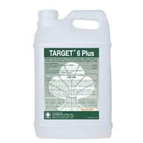 Target 6 Plus (MSMA 48.2%) Turf Herbicide - 2.5 gallon jug