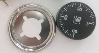 Campini, Kit TY95 0-200ºC termostato capilar regulación para instalar en caja; sonda 1 metro, freidoras.: Amazon.es: Bricolaje y herramientas