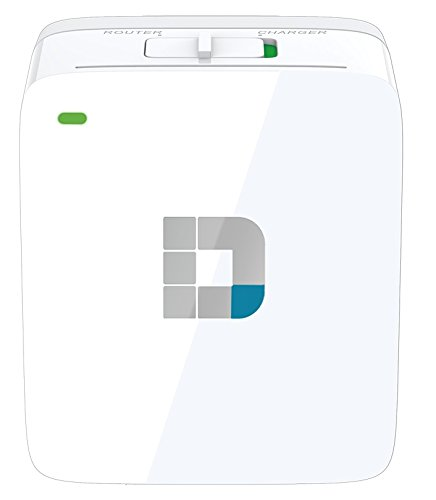 D-Link AC600 MOBILE CLOUD ROUTER, DIR-518L (D-link Router Travel)