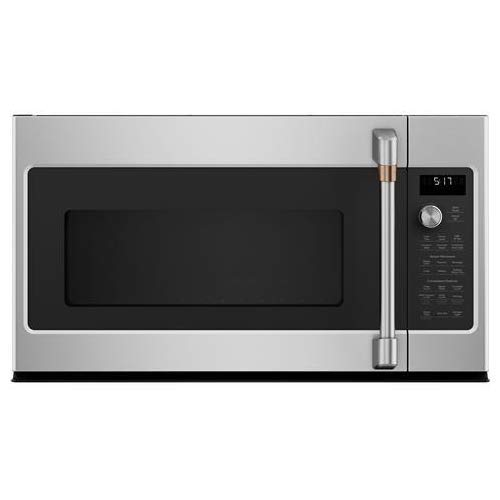Cafe Stainless Steel Convection Over-the-Range Microwave Oven