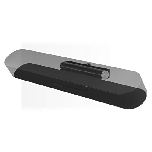 Flexson Adjustable Wall Mount for SONOS Beam (Black) by Flexson (Image #1)