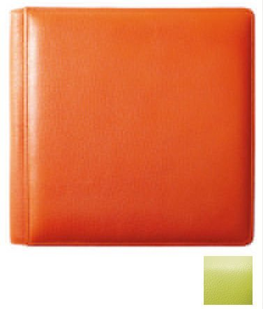 Raika RO 105-F LIME 11 X 12 Large Photo Album - Lime by Raika®