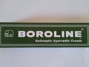 Boroline Antiseptic Ayurvedic Cream 20g (Pack of 3) by Boroline