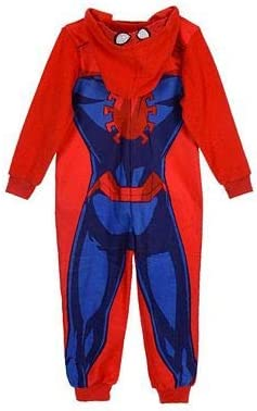 3 4 6 8 Caldo Inverno 2020 Tuta Pigiama Spiderman Mis
