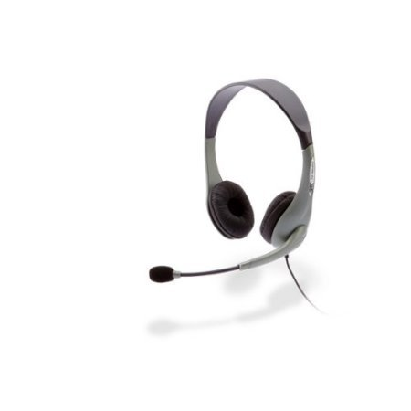 New Cyber Acoustics AC-851B USB Stereo Headset Over-The-Head 180 Degree Microphone Ambidextrous by Cyber Acoustics (Image #7)