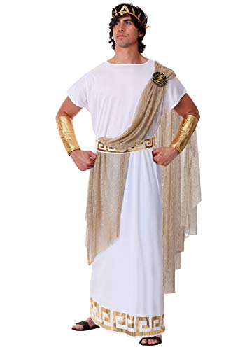 Men's Zeus Costume Medium