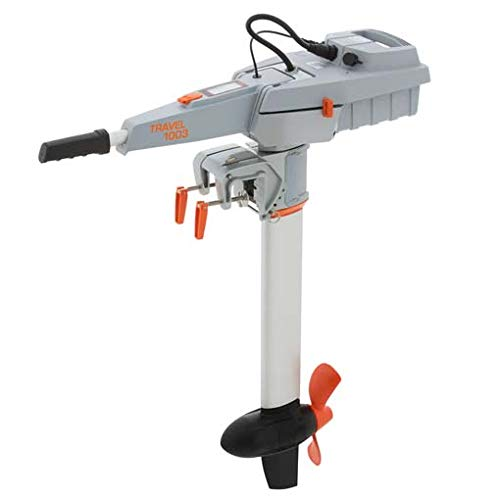 (Torqeedo Travel 1003 S Electric Outboard Motors (Short Shaft - Standard Battery))