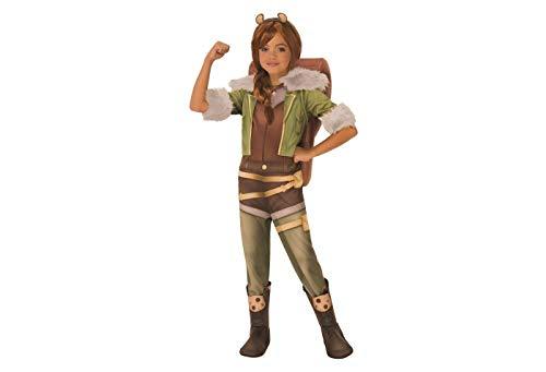 Marvel Rising: Secret Warriors Deluxe Squirrel Girl Costume, Small