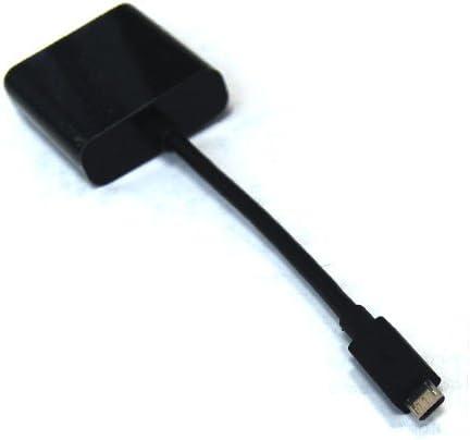 Zagall Micro USB B Male to HDMI Micro USB B Female Adaptor