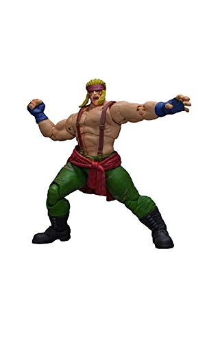 Storm Collectibles Street Fighter V Alex 1:12 1/12, used for sale  Delivered anywhere in USA
