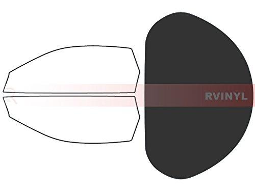 Rtint Window Tint Kit for Pontiac Firebird 1993-2002 (Coupe) - Rear Windshield Kit - 20%