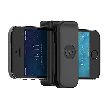 Amazon.com: Mophie Juice Pack Belt Clip IPhone 5/5s/5c/5se - Black ...