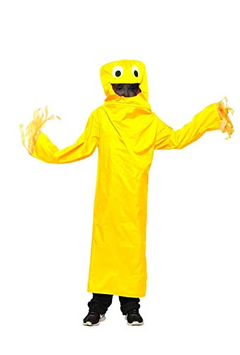 Wacky Waving Tube Guy Child Costume - Yellow - Large/X-Large]()