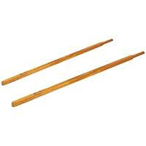 Mintcraft HDLS-4S-LS-OR Wood Handles for 4 Cubic Feet Steel Wheelbarrows