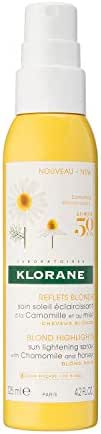 Hair Styling: Klorane Sun Lightening Spray