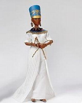 Madame Alexander History of Fashion Nephratiti Limited Edition 16