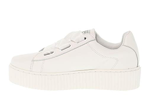 Windolyviawhite Windsor Bianco Donna Sneakers Smith Pelle 6wxpAZaq8