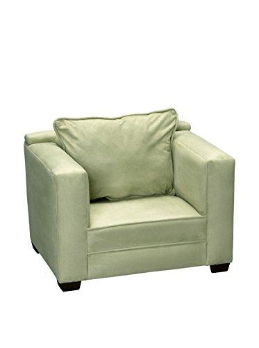 UPC 658129020012, Harmony Kids Modern Chair, Sage Micro