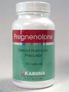 Karuna prégnénolone 50 mg 120 caps