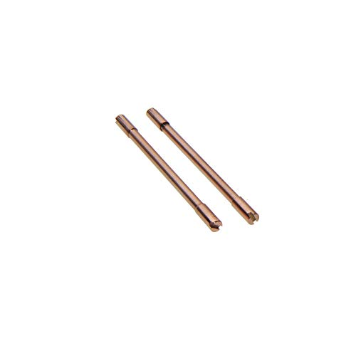 26400 Screw Tube for Audemars Piguet Royal Oak Offshore 44mm Big Panda Rubber Watch Band (Rose Gold)