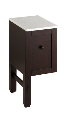 KOHLER K-2607-F69 Tresham Pullout Storage Bridge, Woodland by Kohler