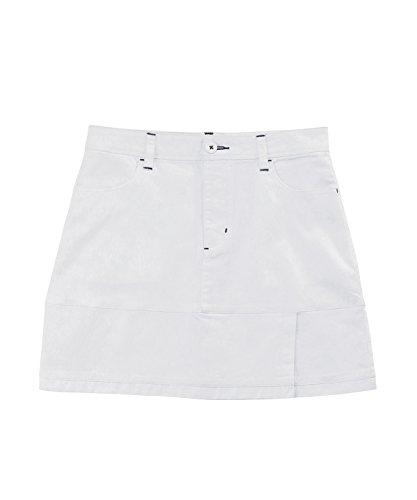 アーノルドパーマー レディース ゴルフウェア スカート 傘エンボススカート AP220308H01 WH 7