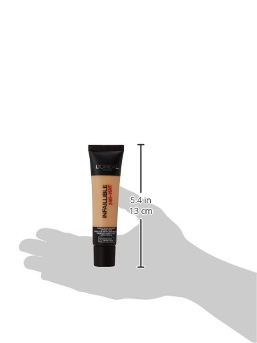 LOreal Paris Make-up Designer 24H Mate Base de Maquillage, Tono: 022 - 35 ml: Amazon.es: Amazon Pantry