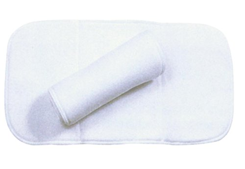 Partrade 056042 No Bow Bandage Wrap for Horses White, 14inch/2 Pack - 14 Inch Bows