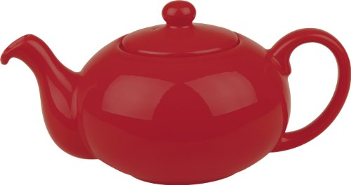 Waechtersbach Fun Factory II Red Teapot, 28-Ounce