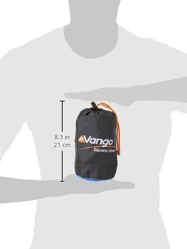 VANGO SQUARE SLEEPING BAG LINER (ATLANTIC) by Vango (Image #3)