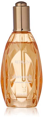 Redken Diamond Oil Shatterproof Shine Silicone Free for Unisex, 3.4 Ounce (Diamonds Oil)