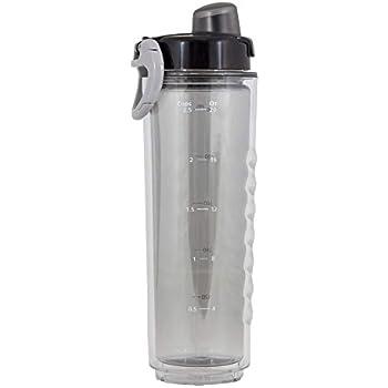 Oster BLSTAV2-BGR-SHP MyBlend Pro Accessory Bottle, Condensation Free, Gray