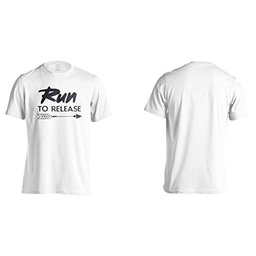 Laufen Lassen Herren T-Shirt n806m