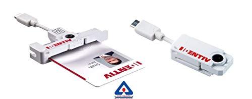 Identiv SCR3500C USB Smartfold Type C by Identiv (Image #2)